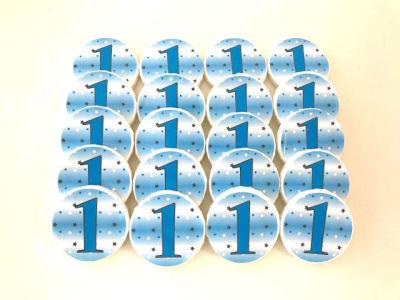 - 1 Yaş Partisi 25 Li Mavi Sabun