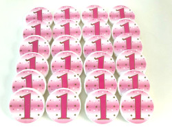 - 1 Yaş Partisi 25 Li Pembe Sabun