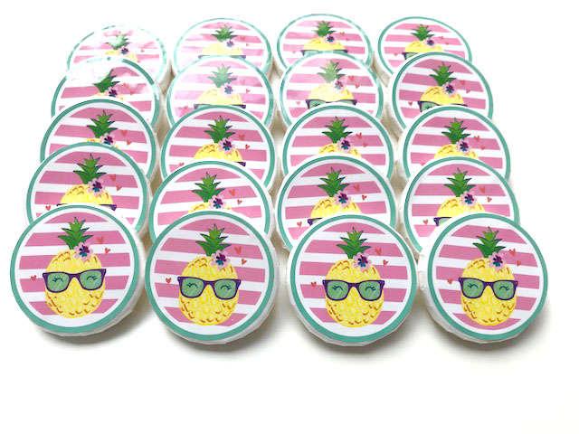 Ananas ve Arkadaşları 25 Li Sabun