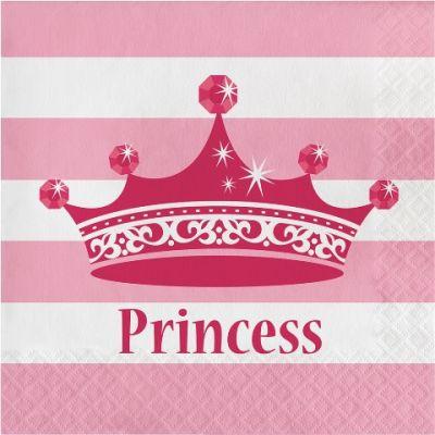 - Asil Prenses Peçete 16 Adet