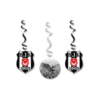 - Beşiktaş 3 lü Asma Süs