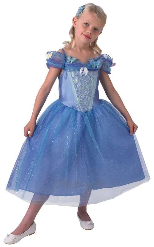 Cinderella Live Action Film Kostümü