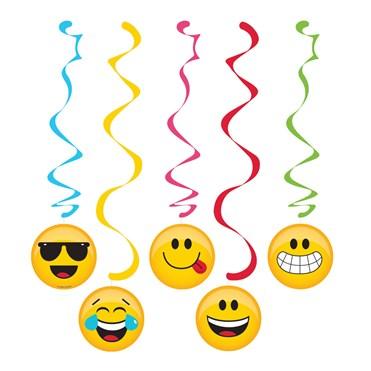 Emojiler Partisi 5'li Süs Dalgası