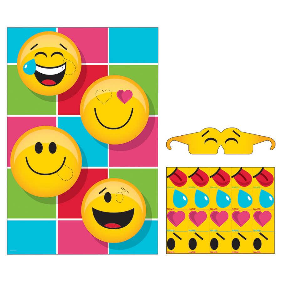 Emojini Bul Parti Oyunu