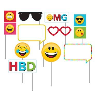 Emojini Göster Fotoğraf Çekme Aksesuarı 10 Adet