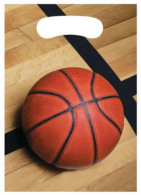 Fanatik Basketbol 8 li Hediye Poşeti