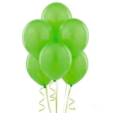 Fıstık Yeşili 100 Lü Latex Balon