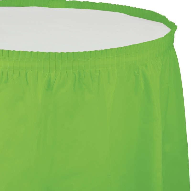 Fıstık Yeşili Masa Eteği