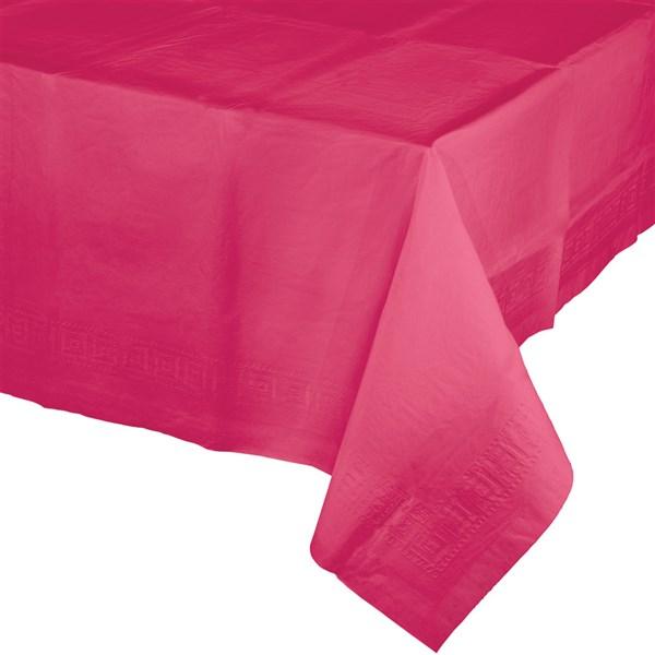 Fuşya Masa Örtüsü 137 x 274 cm.