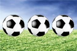 - Futbol Partisi Etiket 10,5 x 7 cm 12 Adet