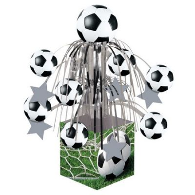 - Futbol Topu Masa Orta Süsü