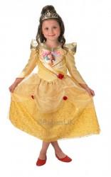 Parti Dünyası - Golden Belle Kostümü Pırıltılı
