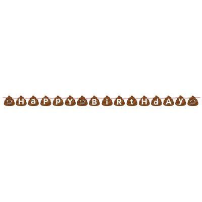 - Gülen Kaka Emojiler Happy Birthday Bayrak Afiş