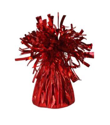 - Kırmızı Renk Balon Ağırlığı