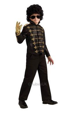 Rubies - Michael Jackson Kostümü Deluxe Ceket
