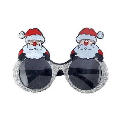 Noel Baba Simli Gözlük