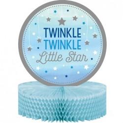 - One Little Star Mavi Masa Orta Süsü
