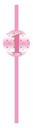 - One Little Star Pembe 10 Lu Pipet