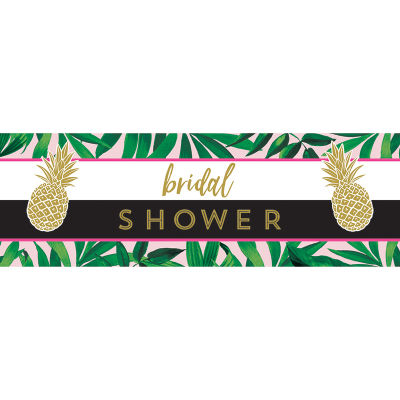 - Pineapple Wedding Bridal Shower DEV Afiş