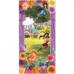 Parti Dünyası - Tinkerbell Fairies Magic Kapı Afişi