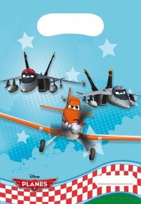 Procos - Uçaklar Hediye Poşeti