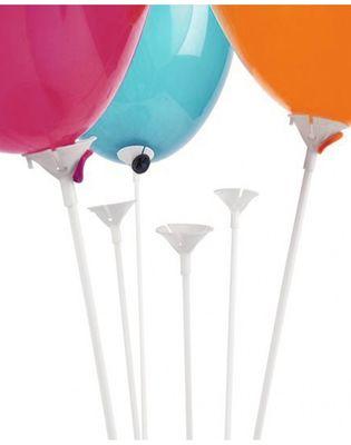 Balon Çubuğu 25 Adet