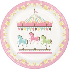Carousel Baby Shower