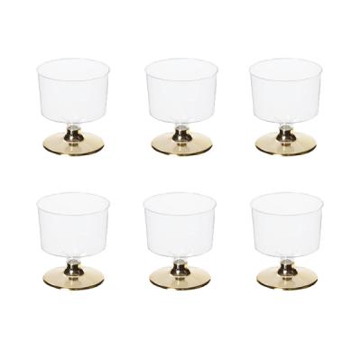 Parti - Altın Ayaklı Shot Bardağı