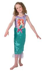 Parti Dünyası - Ariel Deniz Kızı Kostümü 3-4 Yaş