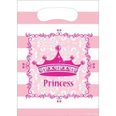 - Prenses Hediye Poşeti 6 Adet