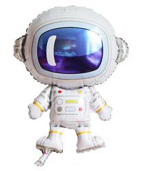 Parti Dünyası - Astronot Büyük boy Folyo Balon