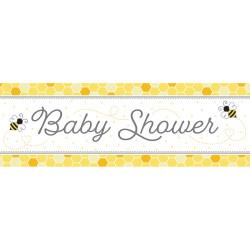 Parti Dünyası - Bal Arısı Baby Shower DEV Afiş