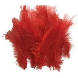 Parti - Balon Tüyü Kırmızı