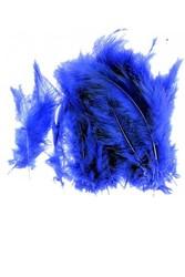 Parti - Balon Tüyü Koyu Mavi