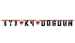 Parti Dünyası - Basketbol Partisi İyi Ki Doğdun Harf Afiş 2 metre