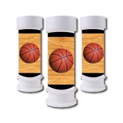Parti Dünyası - Basketbol Partisi Köpük Baloncuk 6 Adet