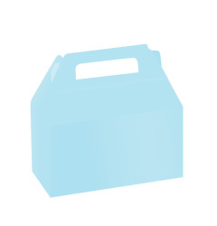 Parti - Bebek Mavisi 2 li Kutu
