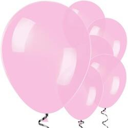 Parti Dünyası - Bebek Pembesi Balon 10 Adet