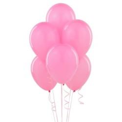 Parti Dünyası - Bebek Pembesi 100 Lü Latex Balon