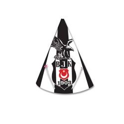 Parti Dünyası - Beşiktaş 6 lı Külah Şapka