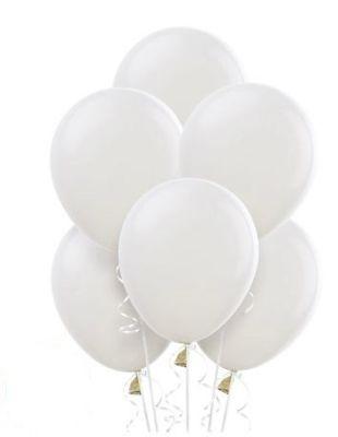 Beyaz 100 Lü Balon