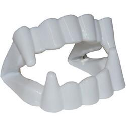 Parti Dünyası - Beyaz Vampir Dişi Plastik