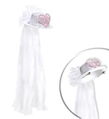- Bride to Be Kalpli Şapkalı Şık Duvak