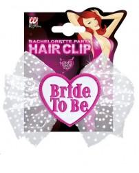 Parti Dünyası - Bride to be Saç Tokası