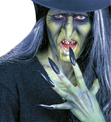 Cadı Makyaj Seti ve Aksesuarları