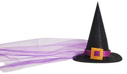 Parti Dünyası - Cadı Şapkası Siyah Büyük Boy Eva 17 cm