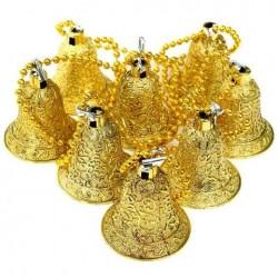 - Çan Garlent 100 cm Uzunluğunda (Altın veya Gümüş Renk)