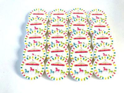 - Carousel Atlı Karınca Partisi 25 Li Sabun