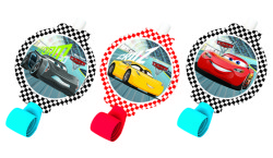 Parti Dünyası - Cars Arabalar 6lı Kaynana Dili