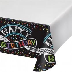 Parti Dünyası - Happy Birthday to You Masa Örtüsü
